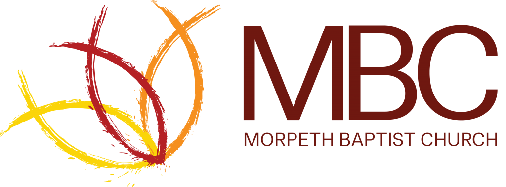 morpeth baptist church logo